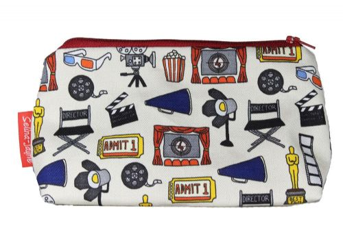 Selina-Jayne Movies Limited Edition Designer Cosmetic Bag